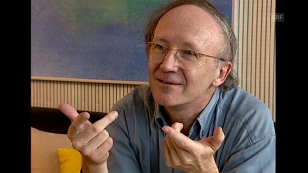 Video «Katzenmusik - Heinz Holliger über Spielfreude» abspielen