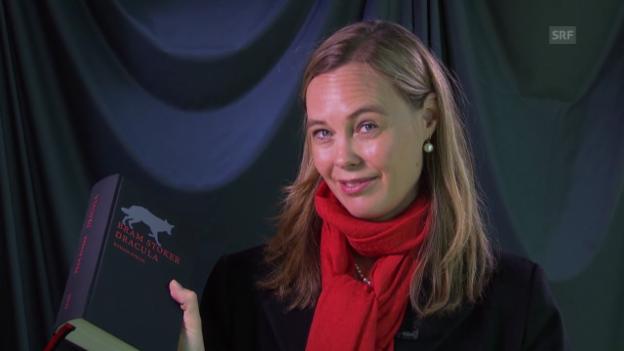 Video «Nicola Steiner über «Dracula»» abspielen