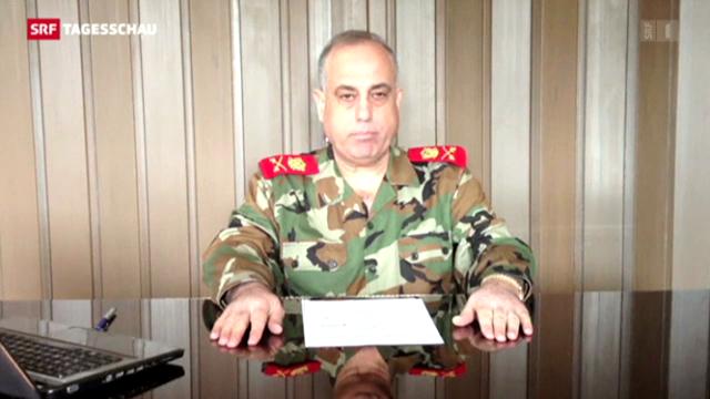 Chef der Militärpolizei übergelaufen