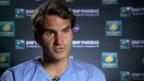 Video «Tennis: Federer nach Indian-Wells-Final im Interview» abspielen