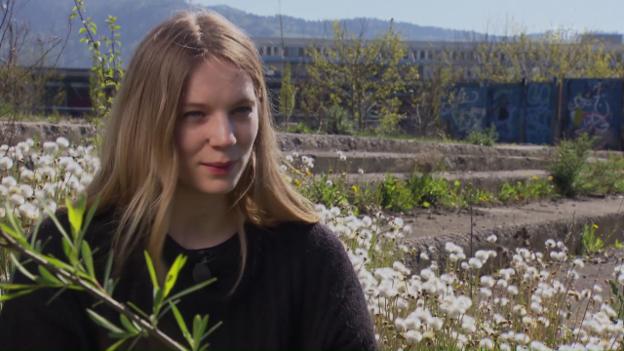 Video «Lilith Stangenberg über die Sehnsucht nach Freiheit» abspielen