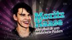 Video «Talent: Moritz Haase an den Vertikaltüchern» abspielen
