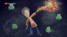 Link öffnet eine Lightbox. Video Ich kann heute nicht in die Schule gehen: Mukoviszidose (4/5) abspielen