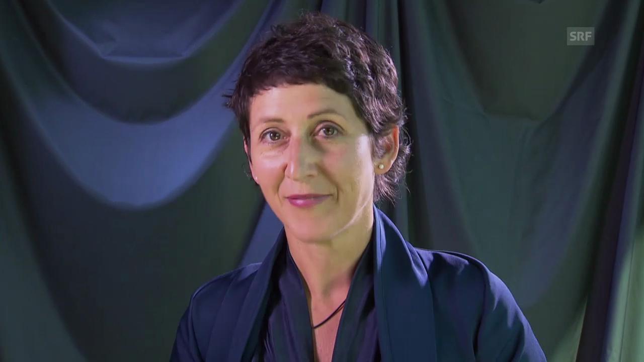 Monika Schärer über «Die geheimen Tagebücher»