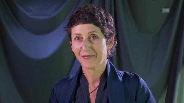 Video «Monika Schärer über «Die geheimen Tagebücher»» abspielen