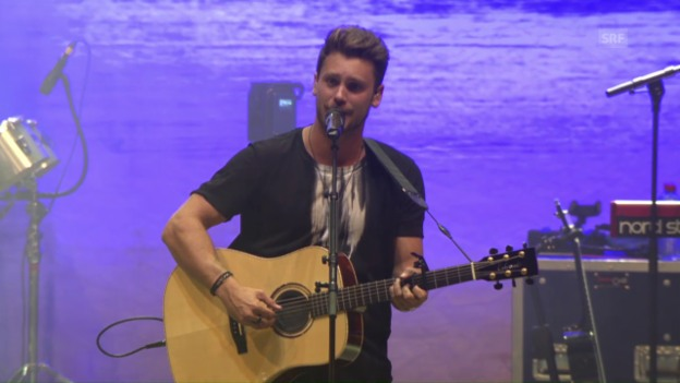 Video «Bastian Baker - «Tattoo On My Brain»» abspielen