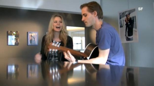 Video «Blind Date: Live-Session» abspielen