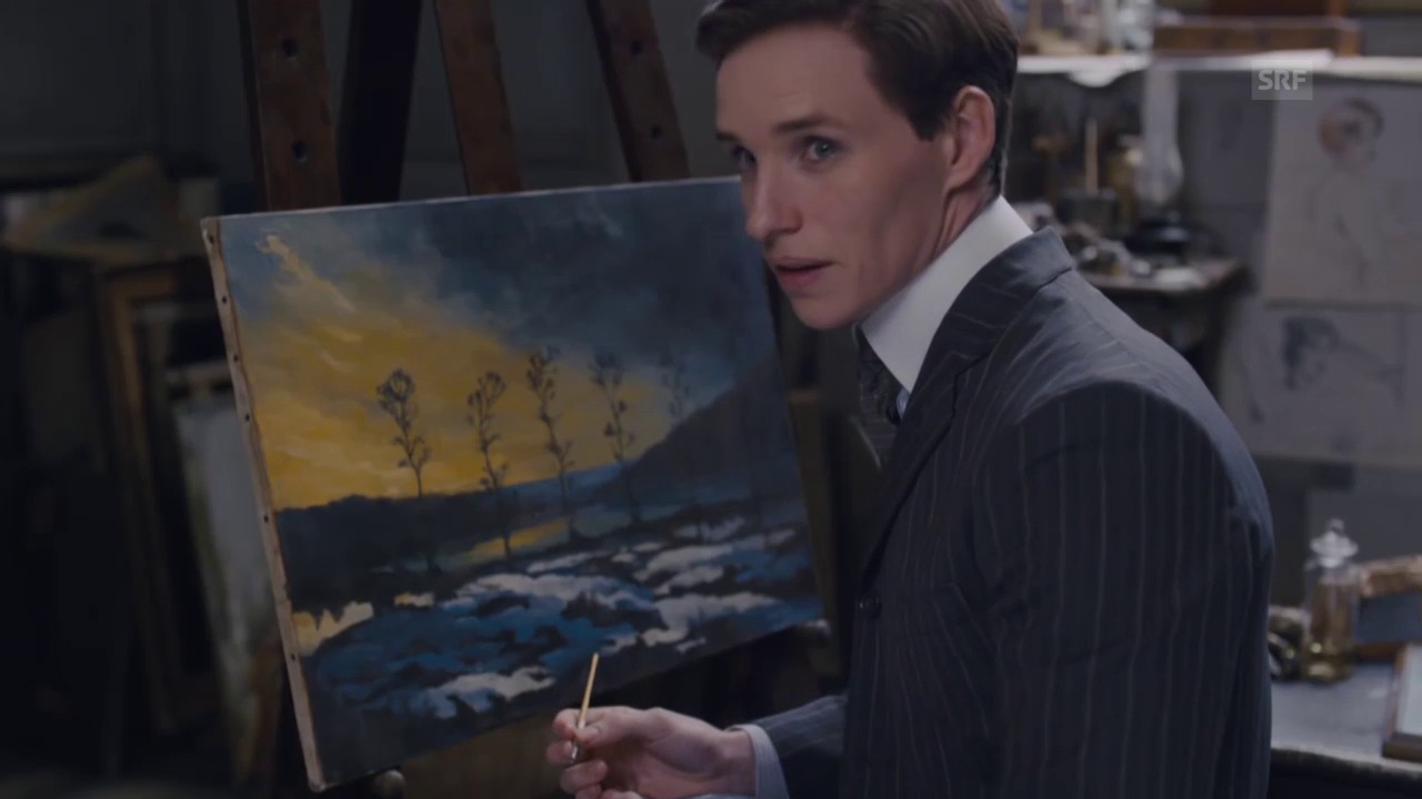 Trailer «The Danish Girl»