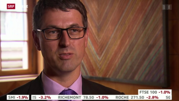 Video «SRF Börse vom 07.10.2014» abspielen