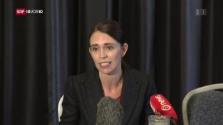 Video «Neuseeland: In der Krise stark » abspielen