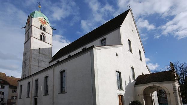 Glockengeläut der Kirche St. Martin, Rheinfelden
