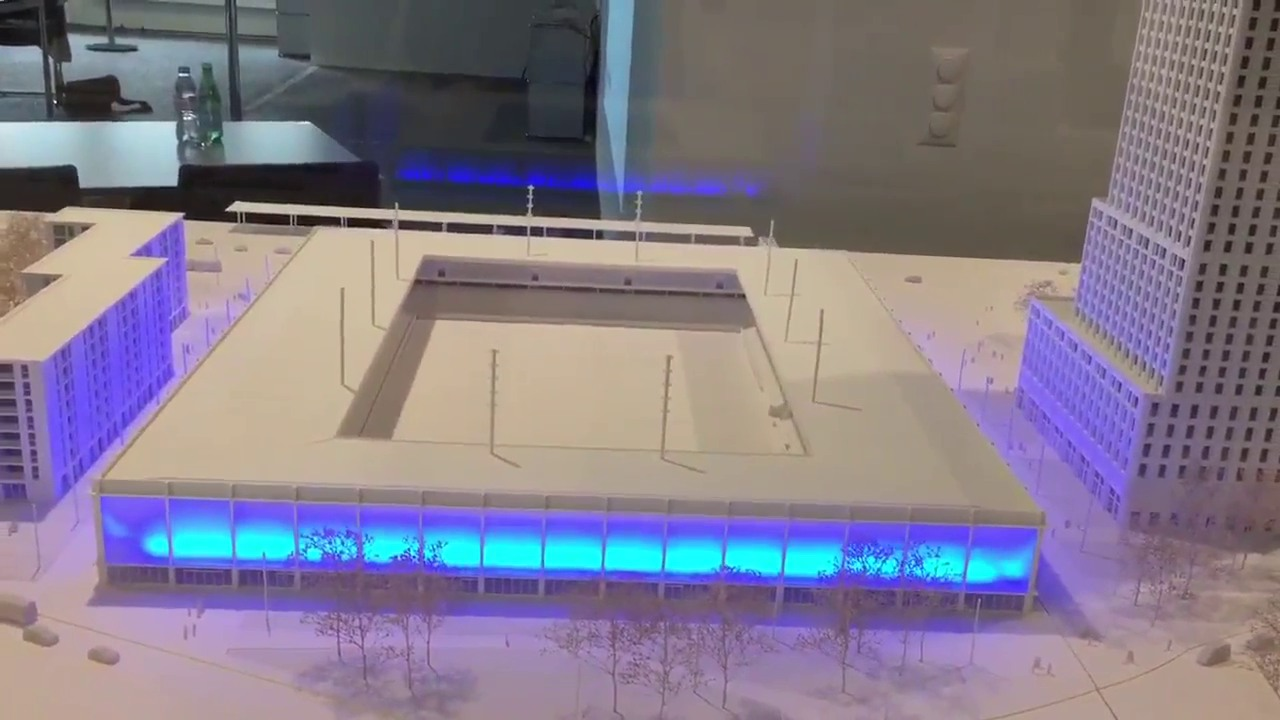 Das neue Hardturm-Projekt