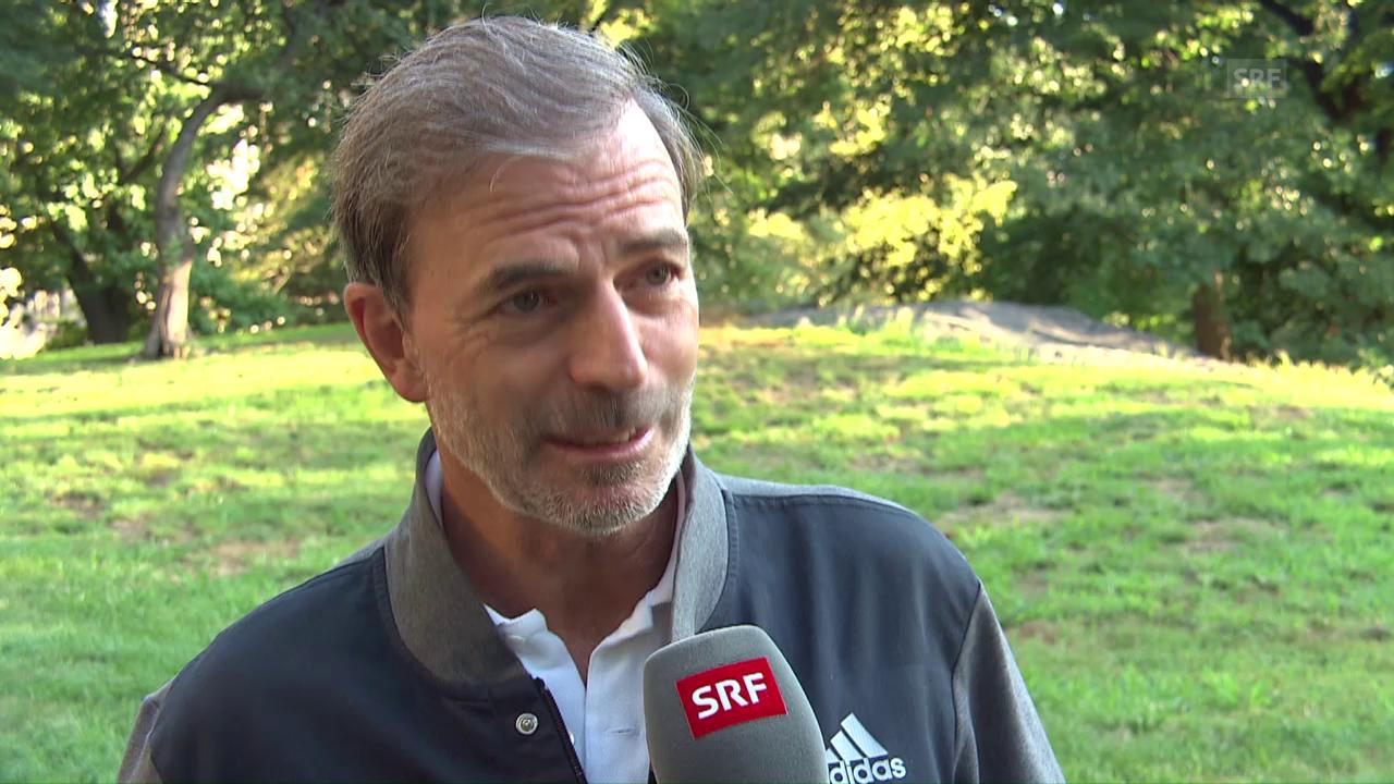 Heinz Günthardt zu Stan Wawrinkas Situation