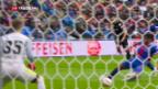 Video «Basel und Thun trennen sich unentschieden» abspielen