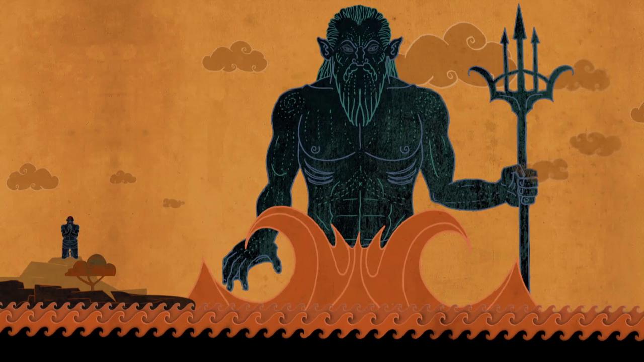 Poseidons Rache