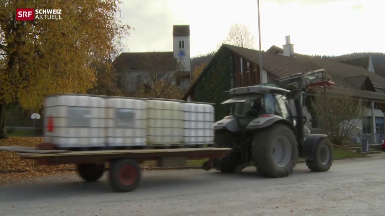Baselbieter Bauern kämpfen gegen Trockenheit