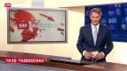 Video «Geothermie-Projekt St. Gallen: Der Bohrer läuft» abspielen
