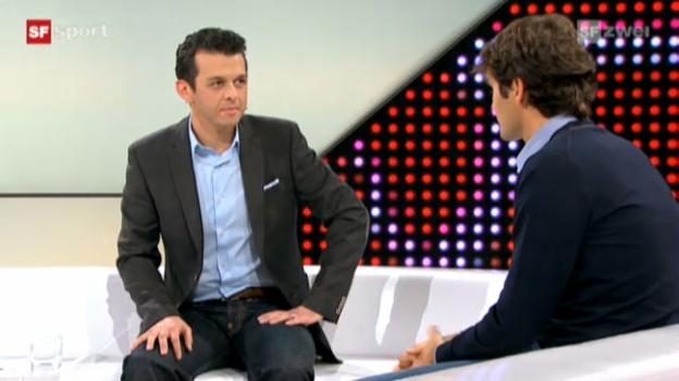Video «Studiogast Roger Federer, Teil 3» abspielen
