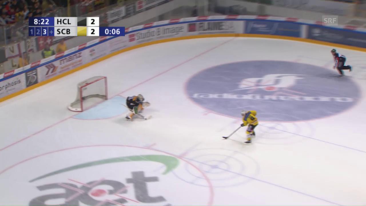 Bern feiert in Lugano den Meistertitel