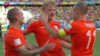 Video «Rückblick auf Niederlande - Mexiko» abspielen