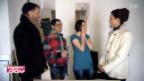 Video «Ein Umbau für Lucy, Thomas und Lukas (Teil 1)» abspielen