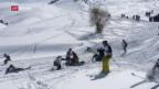 Video «Afghanische Skifahrer träumen von der Olympiade» abspielen