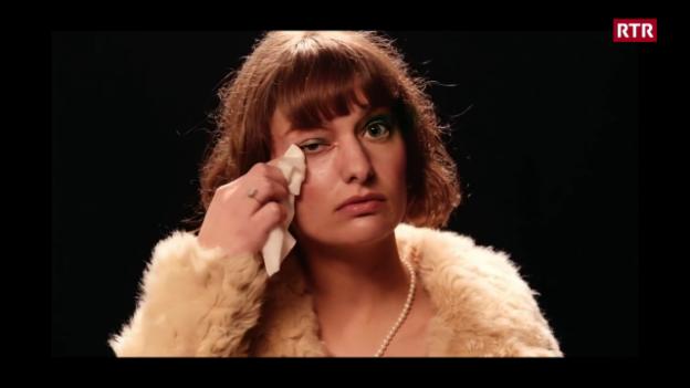 Laschar ir video «Dunnas e bellezza: la chanzun da Fiona Cavegn»