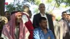 Video «Berset in Flüchtlingscamp im Libanon» abspielen