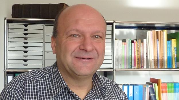 Gespräch mit Pfarrer Ulrich Walther (02.11.2013)
