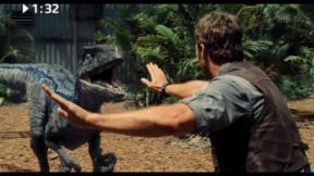 Video «Filmstart diese Woche: «Jurassic Park»» abspielen