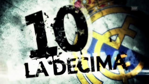 Video «Real und die Jagd nach «La Decima»» abspielen