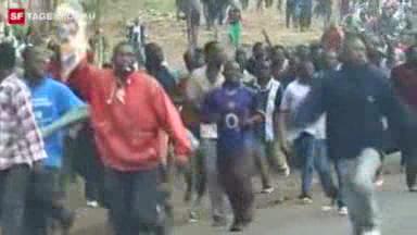 Chaos in Kenia