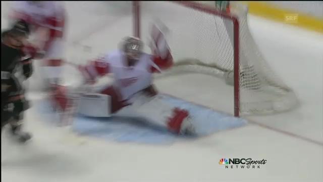 NHL: Highlights Detroit - Anaheim