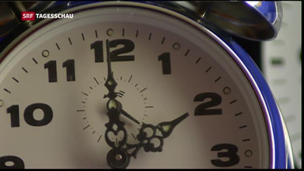 Video «Tagesschau vom 31.08.2018, 19:30» abspielen