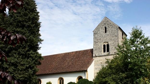 Glockengeläut der reformierten Kirche in Erlach