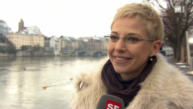 Video «Begegnung: Catherine Thommen und Helen Issler» abspielen