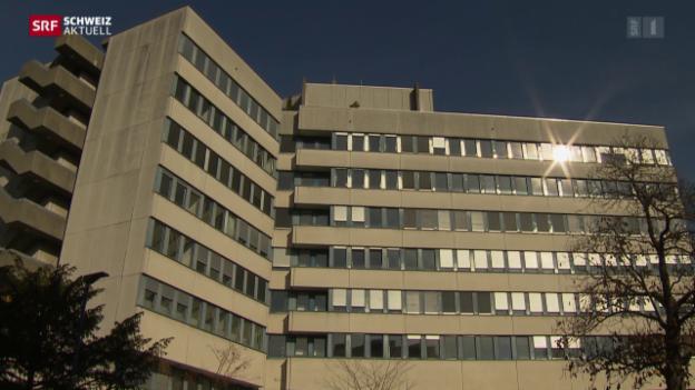 Video «Bundesasylzentrum im Ziegler-Spital» abspielen