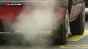Video «Deutschland schickt Diesel-Autos in die Werkstatt» abspielen