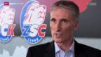Video «Das blamable Playoff-Out der ZSC Lions» abspielen
