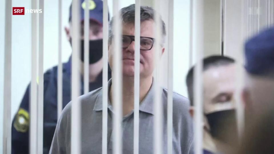 Ex-Präsidentschaftskandidat Babariko zu 14 Jahren Straflager verurteilt