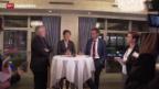 Video «Asylgesuche in der Schweiz sprunghaft angestiegen» abspielen