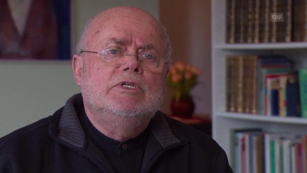 Video «Altphilologe Manfred Schlapp über die dunklen Seiten des Islam» abspielen