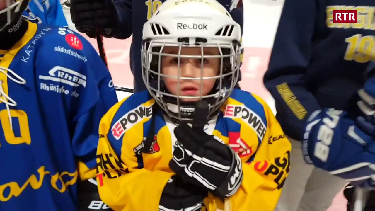 Impressiuns dal «Hockey Day»