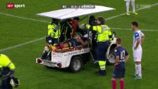 Video «Die Verletzung von Teixeira» abspielen