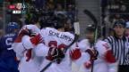 Video «Kantersieg der Schweizer Männer gegen Südkorea» abspielen