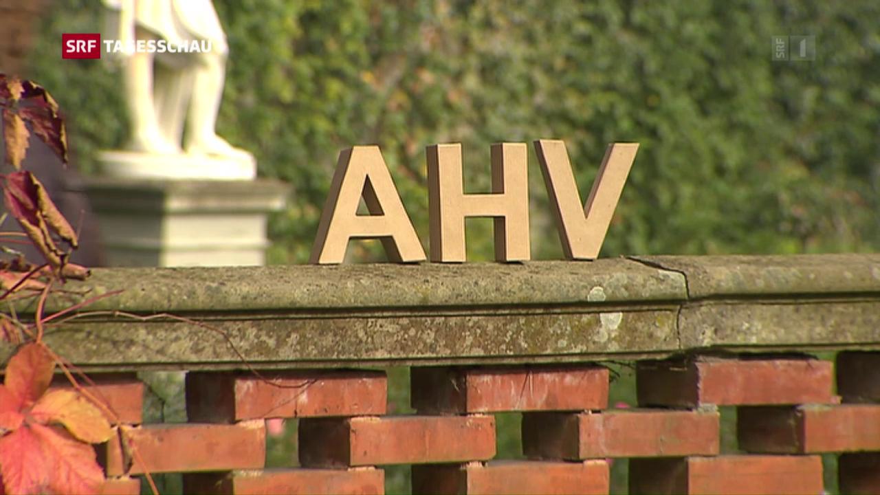 Gesundheitskommission fordert Rentenalter 67