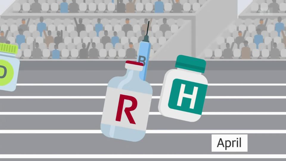 Aus dem Archiv: Das Rennen um wirksame Covid-Medikamente