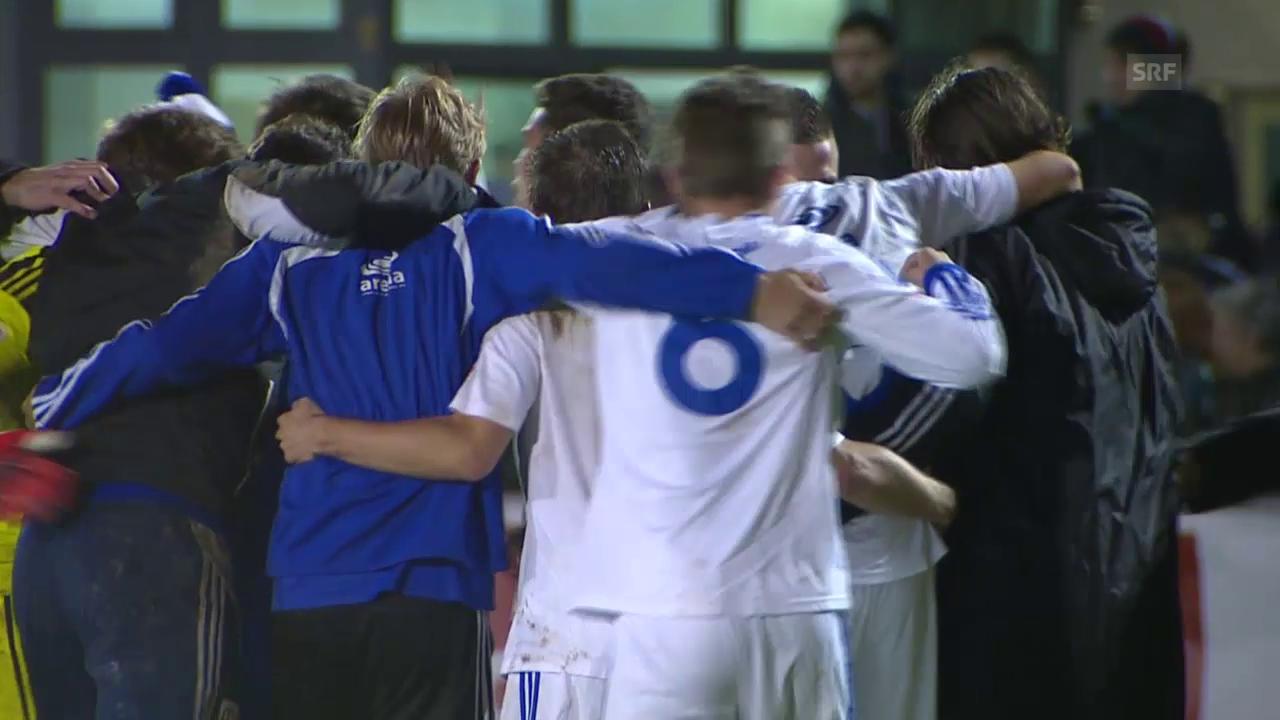 Der Weg des SC Buochs in den Cup-Viertelfinal