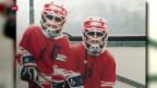 Video «Eishockey: Weggefährten von Martin Plüss» abspielen
