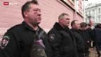 Video «Bürgerkrieg in der Ukraine» abspielen